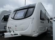 Sterling Eccles Solitaire inc mover, (2012)  Touring Caravans for sale