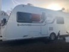 Bailey Unicorn Cadiz S3 2015, 4 Berth, (2015)  Touring Caravans for sale