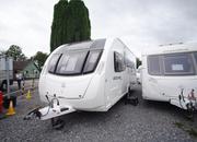 Sterling Eccles Quartz SE, (2013)  Touring Caravans for sale