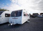 Bailey Unicorn Cordoba, (2017)  Touring Caravans for sale