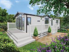 Willerby Vogue 2017, 6 berth, (2017) Brand new Static Caravans for sale