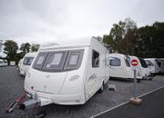 Lunar Quasar 462, (2010)  Touring Caravans for sale