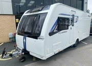 Lunar Clubman SI, (2019)  Touring Caravans for sale