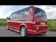 VW (Volkswagen) TRANSPORTER T32 T5 LWB 130 Diesel, (2008) Used Campervans for sale in South West for sale in United Kingdom