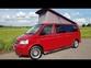 VW (Volkswagen) TRANSPORTER T32 T5 LWB 130 Diesel, (2008) Used Campervans for sale in South West for sale