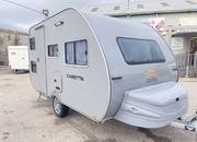 Caretta Calypso 4, 4 Berth, (2021)  Touring Caravans for sale