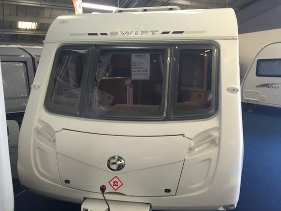 Swift Challenger 540, 4 Berth, (2009)  Touring Caravans for sale