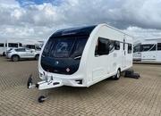 Swift -CHALLENGER-590-AL, (2018)  Touring Caravans for sale