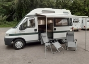 Auto-Sleeper Symphony 2 Berth Hi Top Campervan (3 Belted seats), (1998) Used Campervans for sale in