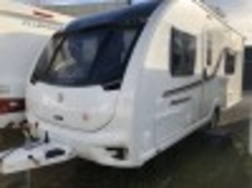 Swift Fairway 565 2016, 4 Berth, (2016)  Touring Caravans for sale
