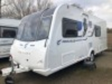 Bailey Pegasus Verona 2016, 4 Berth, (1995)  Touring Caravans for sale