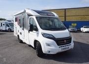 Burstner Travel Van 620 Low-Profile Motorhome U64, 2 Berth, (2018) Used Motorhomes for sale