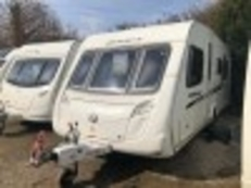 Swift Challenger 580 2010, 4 Berth, (2010)  Touring Caravans for sale