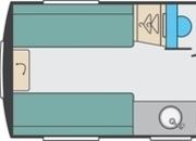Swift Basecamp Plus, 2 Berth, (2018)  Touring Caravans for sale