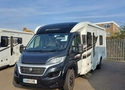 Swift Bessacarr 584 2019 AUTO, 4 Berth, (2016) Used Motorhomes for sale