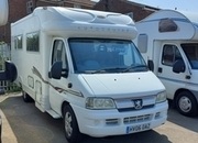 Autocruise Wentworth 2006 (06), 2 Berth, (2010) Used Motorhomes for sale