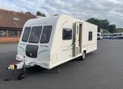 Bailey -OLYMPUS-534, 4 Berth, (2011)  Touring Caravans for sale
