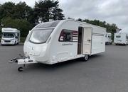 Swift -LIFESTYLE-4-SB-SR-B, 4 Berth, (2015)  Touring Caravans for sale