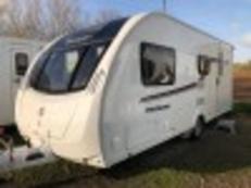 Swift Fairway 524 2015, 4 Berth, (2015)  Touring Caravans for sale