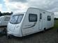 LUNAR CLUBMAN SE, 4 Berth, (2012) Used Touring Caravans for sale