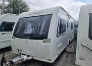 Lunar Clubman SE Sold, 4 Berth, (2013)  Touring Caravans for sale