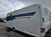 Sterling Continental 580 sold, 4 Berth, (2014)  Touring Caravans for sale