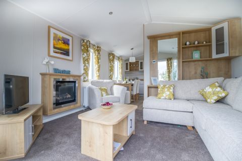 Willerby Winchester, 8 Berth, (2018)  Static Caravans for sale
