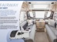 Swift Fairway 645 2018, 4 Berth, (2018)  Touring Caravans for sale
