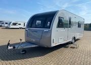 Adria -ADORA-612-DL-SEINE, 4 Berth, (2019)  Touring Caravans for sale
