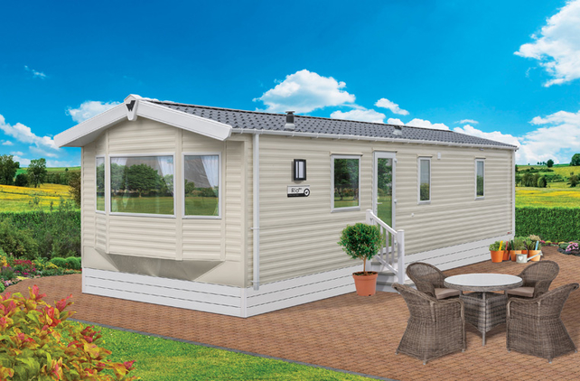 Willerby Rio Gold 12ft 2017, 6 berth, (2017) Brand new Static Caravans for sale