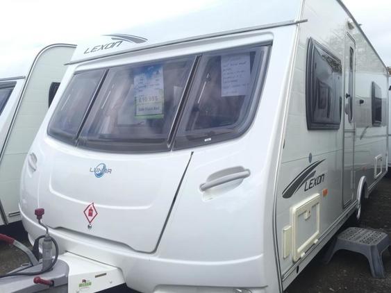 Coachman Vision Xtra 520 2018, 4 Berth, (2018)  Touring Caravans for sale
