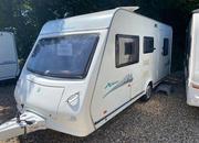 Elddis Xplore 495 5 berth, 5 Berth, (2008)  Touring Caravans for sale