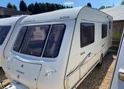 Compass Corona Fixed bunk beds 6 berth, 6 Berth, (2006)  Touring Caravans for sale