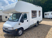 Knaus Sun traveller Left hand drive, 5 Berth, (2003)  Touring Caravans for sale