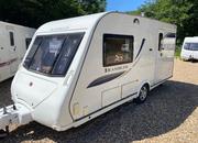 Elddis Rambler Motor mover included, 2 Berth, (2010)  Touring Caravans for sale