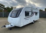 Swift -CHALLENGER-565-SE, 4 Berth, (2015)  Touring Caravans for sale