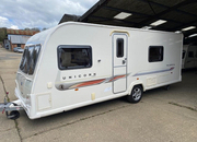 Bailey Unicorn Valencia, 6 Berth, (2011)  Touring Caravans for sale