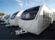 Sprite Coastline Esprit Q6, (2015)  Touring Caravans for sale