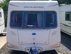 Bailey Senator California, 4 Berth, (2009)  Touring Caravans for sale