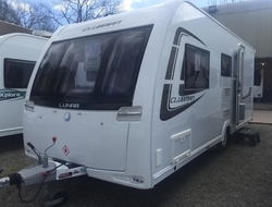 Lunar Clubman es 2014, 4 Berth, (2014)  Touring Caravans for sale