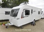 Coachman Vision Plus 545 2017, 4 Berth, (2017)  Touring Caravans for sale