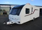 Swift -CHALLENGER-580, 4 Berth, (2016)  Touring Caravans for sale