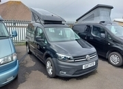 VW (Volkswagen) Caddy Chapel Conversion 2017 Elevated Roof, (2017) Used Motorhomes for sale