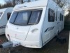 Lunar Clubman SI 2010, 4 Berth, (2010)  Touring Caravans for sale
