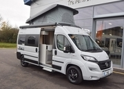 Hymer Free 600 Campus, 4 Berth, (2021) New Motorhomes for sale