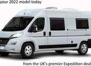 Auto-Trail Expedition 66, 2 Berth, (2022) New Motorhomes for sale