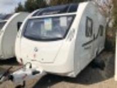 Swift Classic Pirouette 2015, 4 Berth, (2015)  Touring Caravans for sale