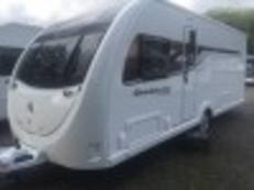 Swift Classic Doublette 2018, 4 Berth, (2018)  Touring Caravans for sale