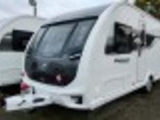 Swift Fairway 560 Platinum 2018, 4 Berth, (2018)  Touring Caravans for sale