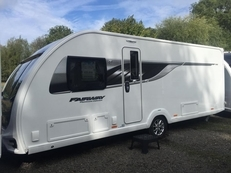 Swift Fairway 580 Platinum 2018, 4 Berth, (2018)  Touring Caravans for sale
